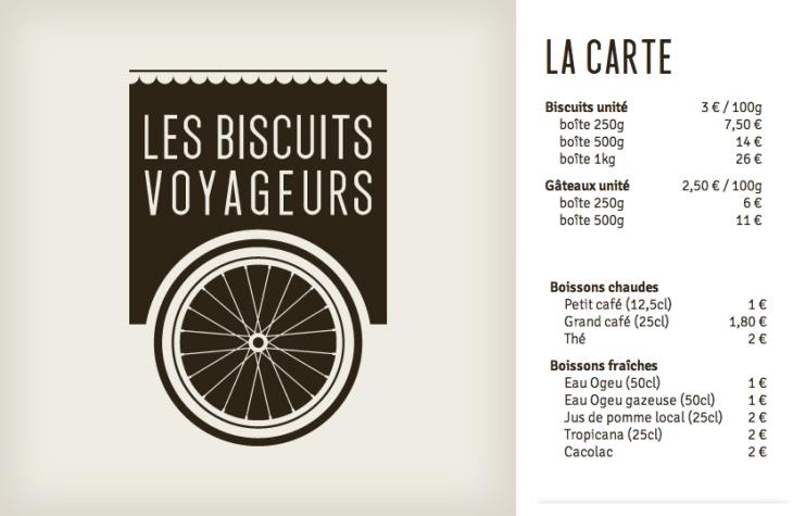 Montage Carte Les Biscuits Voyageurs